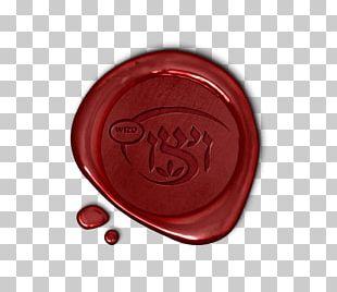 Sealing Wax Mockup Logo PNG