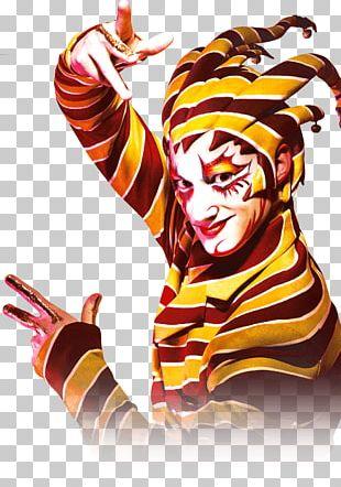 Koozå IRIS   Los Angeles   Cirque Du Soleil Circus Clown PNG