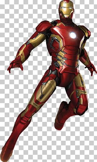 Iron Man Edwin Jarvis Howard Stark Extremis PNG