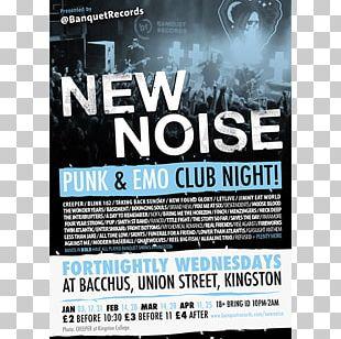 Moose Blood Nightclub Banquet Records Pop Punk Room PNG