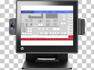 Hewlett-Packard Point Of Sale HP RP7 Retail System 7800 Business PNG
