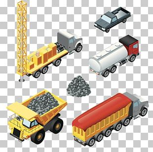 Pickup Truck Car Dump Truck Motor Vehicle PNG