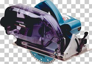 Circular Saw Diamond Blade Makita Power Tool Concrete Saw PNG