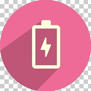 Pink Purple Brand Symbol PNG