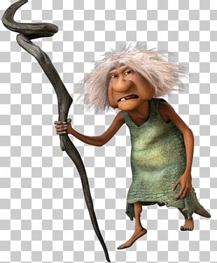 Randy Thom The Croods Ugga Grug Eep PNG