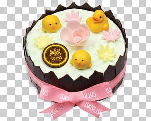 Buttercream Cake Decorating Torte PNG