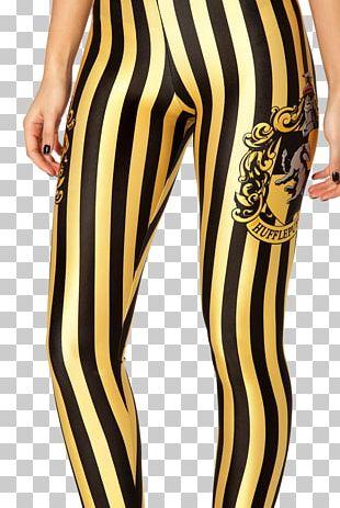 Leggings T-shirt Helga Hufflepuff Pants Tights PNG