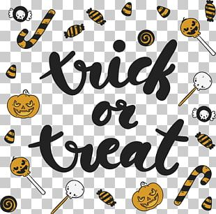 Trick-or-treating Euclidean Halloween Candy Sugar PNG