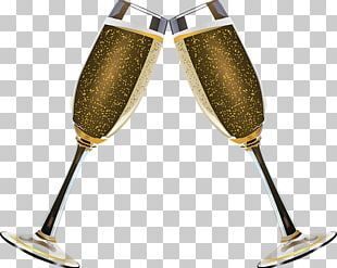 Champagne Glass Cocktail Alcoholic Drink PNG