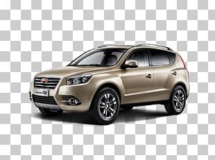 Geely Yuanjing SUV Emgrand EC7 Car PNG