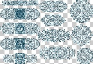 Lace Ornament PNG