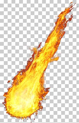 Cool Flame Fire Light PNG