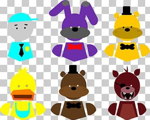 Five Nights At Freddy's Drawing PNG