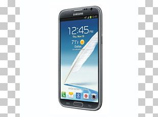 Samsung Galaxy Note II IPhone Smartphone LTE PNG