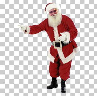 Santa Claus Christmas Ded Moroz PNG