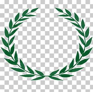 T-shirt Laurel Wreath Crown PNG