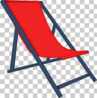 Deckchair Chaise Longue Garden Furniture PNG