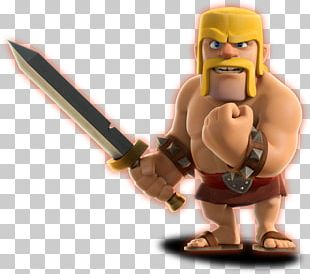 Clash Of Clans Clash Royale Barbarian Video Game Supercell PNG