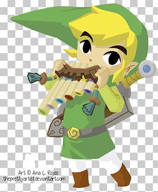 The Legend Of Zelda: Spirit Tracks The Legend Of Zelda: Phantom Hourglass Link Super Nintendo Entertainment System PNG