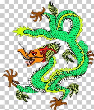 Chinese Dragon Longma History Of China PNG