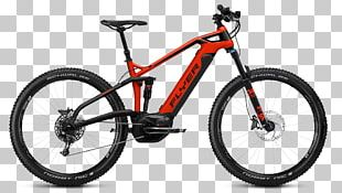Electric Bicycle Mountain Bike Flyer Uproc2 4.10 PNG