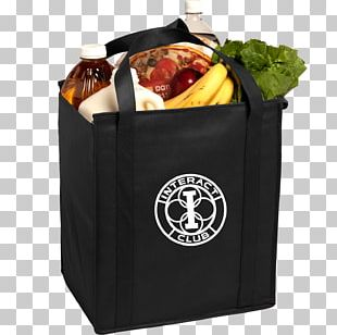 Plastic Bag Nonwoven Fabric Shopping Bags & Trolleys Promotion Tote Bag PNG
