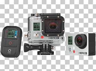 Action Camera GoPro Video Cameras 1080p PNG