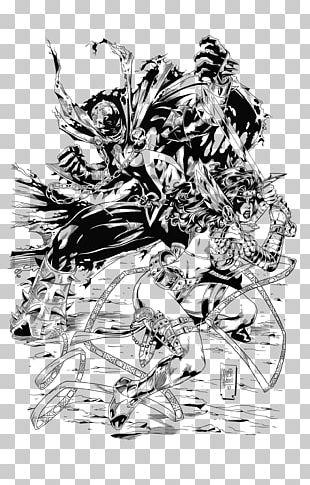 Comics Artist Inker Sketch PNG