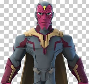 Disney Infinity 3.0 Disney Infinity: Marvel Super Heroes Vision Avengers: Age Of Ultron PNG