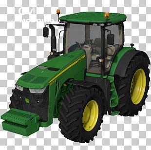 Farming Simulator 17 John Deere Tractor Farming Simulator 15 Agricultural Machinery PNG