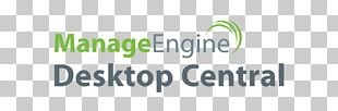 ManageEngine AssetExplorer Management Remote Desktop Software Computer Software PNG