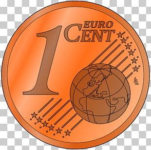 Penny 1 Cent Euro Coin Euro Coins PNG