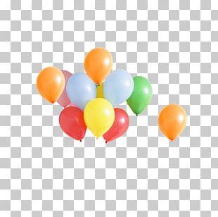Gas Balloon Toy Balloon PNG