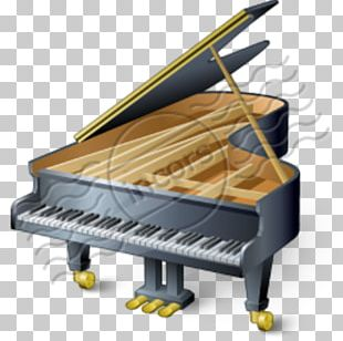 Grand Piano Musical Instruments Fortepiano PNG