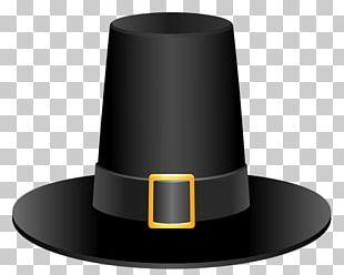 Pilgrim's Hat Hatpin PNG