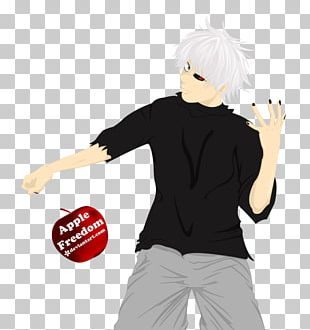Tokyo Ghoul Anime Fan Art Line Art Drawing PNG