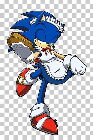 French Maid Sonic Drive-In Sonic The Hedgehog Shadow The Hedgehog PNG