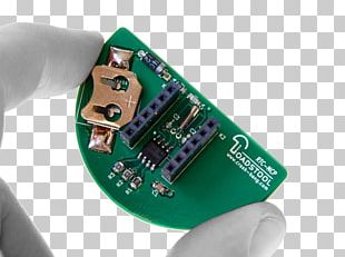 Microcontroller Atmel AVR Electronics Breadboard Real-time Clock PNG