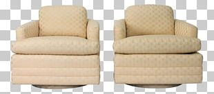 Swivel Chair Couch Furniture PNG