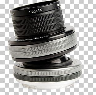 Canon EF 50mm Lens Canon EF Lens Mount Lensbaby Camera Lens Tiltu2013shift Photography PNG