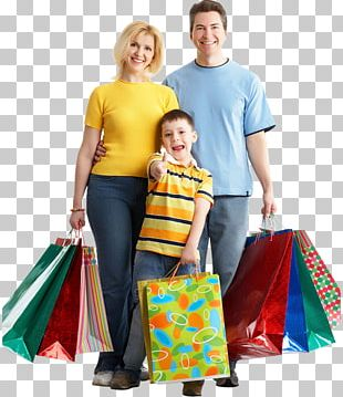 Shopping Centre Family Stock Photography PNG