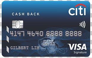 Cashback Reward Program Citibank Credit Card PNG
