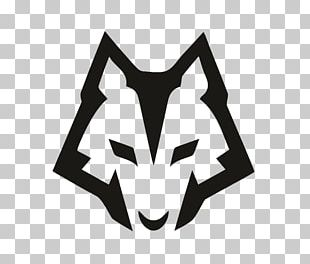 Gray Wolf Logo Photography PNG