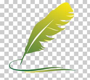 Fountain Pen Quill Logo Bic PNG