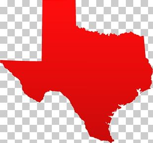 Texas Silhouette PNG
