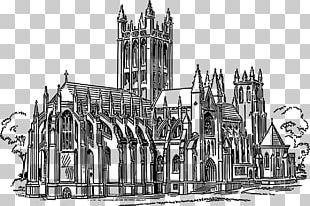 Gothic Architecture Church PNG