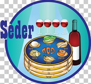 Haggadah Plagues Of Egypt Jewish Cuisine Passover Seder Plate PNG