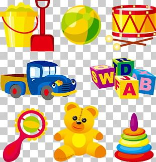 Toy Cartoon PNG