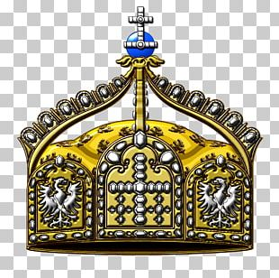 German Empire Kingdom Of Prussia Germany Imperial Crown Of The Holy Roman Empire PNG