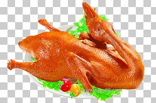 Peking Duck Quanjude Red Cooking Barbecue Chicken PNG